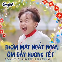 Thơm Mát Ngất Ngây, Ôm Đầy Hương Tết (Single) - Mew Amazing, Sonny.B
