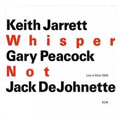 Whisper Not ( CD1 )
