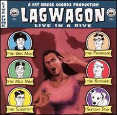 Live In A Dive (CD1)