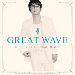 Great Wave - Shin Seung Hoon