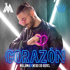 Corazón (Single) - Maluma, Nego Do Borel