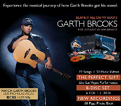 Blame It All On My Roots: Five Decades Of Influences (CD4) - Garth Brooks