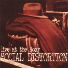 Live At The Roxy - Social Distortion