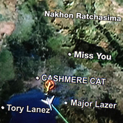 Miss You - Cashmere Cat, Major Lazer, Tory Lanez