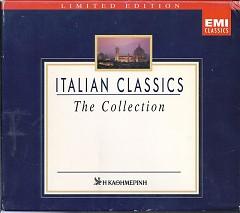 The Collection Italian Classics CD 1 Rossini - Overtures & Arias I - Yehudi Menuhin,Royal Philharmonic Orchestra
