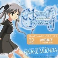 Myself;Yourself Character Song Vol.2 – Hinako Mochida