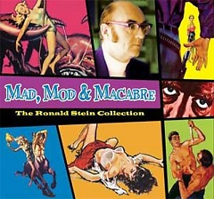 Mad, Mod & Macabre: The Ronald Stein Collection Soundtrack (CD3) - Pt.1 - Ronald Stein