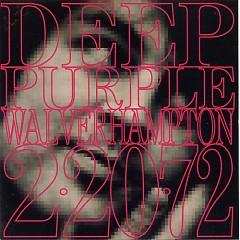 Wolverhampton (Wolverhampton UK) (CD1)
