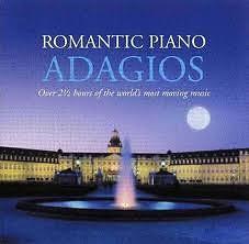 Romantic Piano Adagios CD1