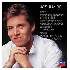 Lalo: Symphonie Espagnole; Saint-Saëns: Violin Concerto No. 3; Chausson: Poème CD1 - Joshua Bell,Orchestre Symphonique de Montréal