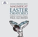 Bach: Magnificat, Easter Oratorio CD1
