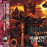 DEAD END Live Album CD1