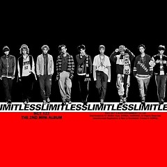NCT #127 Limitless (The 2nd Mini Album)
