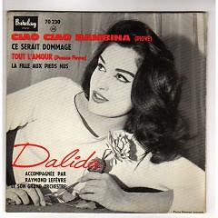 Ciao ciao bambina (CD1) - Dalida