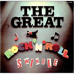 The Great Rock 'N' Roll Swindle (CD1) - Sex Pistols