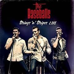 Strings 'n' Stripes LIVE (CD2) - The Baseballs