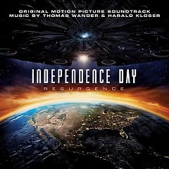 Independence Day: Resurgence OST - Thomas Wander,Harald Kloser