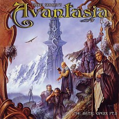 The Metal Opera (Part II) - Avantasia