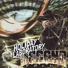 LEGEND  - Holiday Laboratory