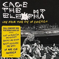 Live From The Vic In Chicago (CD1) - Cage the Elephant