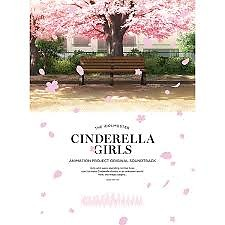 THE IDOLM@STER CINDERELLA GIRLS ANIMATION PROJECT ORIGINAL SOUNDTRACK CD3