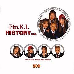 Fin.K.L History (CD1)