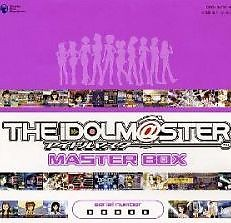 THE IDOLM@STER MASTER BOX (CD4)