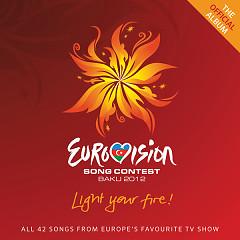 Eurovision Song Contest Baku 2012 (CD1)