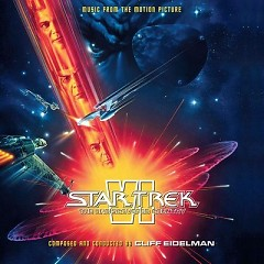 Star Trek VI: The Undiscovered Country OST (CD1)(Pt.1) - Cliff Eidelman