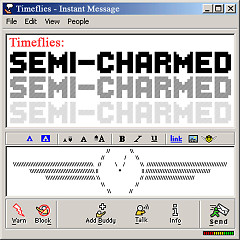 Semi-Charmed (Single) - Timeflies