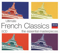 Ultimate French Classics CD4