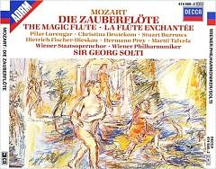 Mozart: Die Zauberflöte CD1