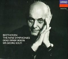Beethoven: The Nine Symphonies CD2