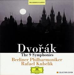 Dvorak:The 9 Symphonies CD3