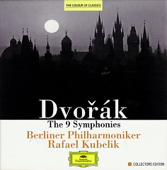 Dvorak:The 9 Symphonies CD5 - Rafael Kubelik