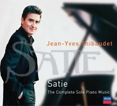 Erik Satie The Complete Solo Piano Music Disc 3 ( No. 3)