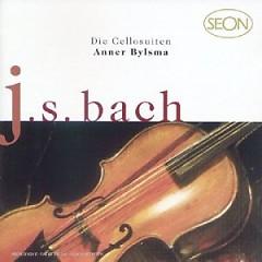 Cello Suites CD1