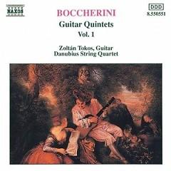 Boccherini - Guitar Quintets, Vol. 1 - Zoltan Tokos