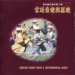 西藏音乐纪实5宫廷音乐与器乐/ Cung Đình Âm Nhạc Và Nhạc Khí - Various Artists