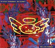 Stay (Faraway, so close!) (CD Single - The Live Format)