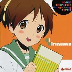 K-ON! character image song series Hirasawa Ui