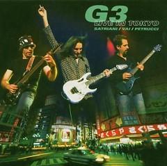G3 – Live In Tokyo (CD1) - Joe Satriani