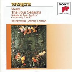 Vivaldi-The Four Seasons CD1