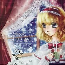 Snow Fantasia - Lapis moss