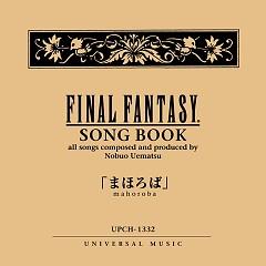 Final Fantasy  Songbook Mahoroba