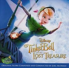 TinkerBell And The Lost Treasure (Score) (P.1)  - Joel McNeely