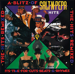 A Blitz Of Salt 'N' Pepa Hits