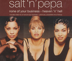 Heaven 'N Hell (Single) - Salt-N-Pepa
