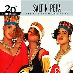 The Best Of Salt-N-Pepa (The Millennium Collection) - Salt-N-Pepa