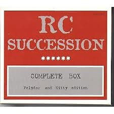 COMPLETE BOX ~ Polydor and Kitty edition ~ CD5 - RC Succession